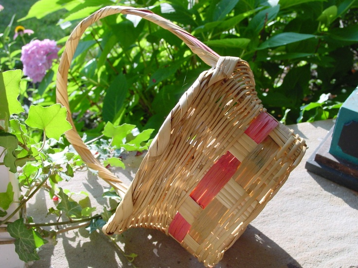 And these old baskets:(  We still have these.
