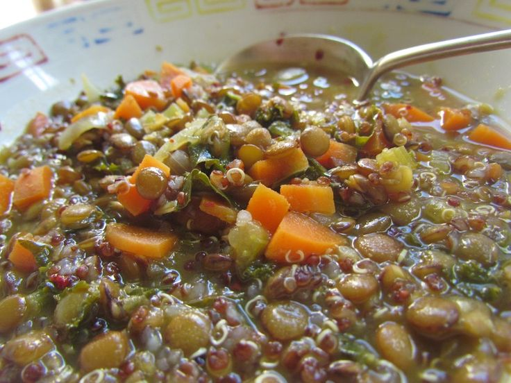 Detox Dal: Healing Lentil Soup