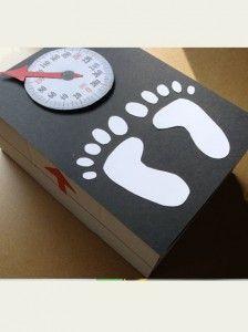 Surprise! Een weegschaal voor iemand die denkt op gewicht te zijn.