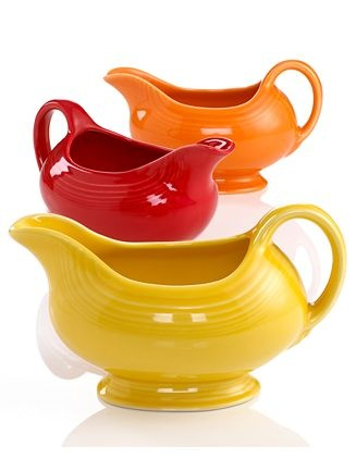 Gravy Boat- I need this added to my collection.