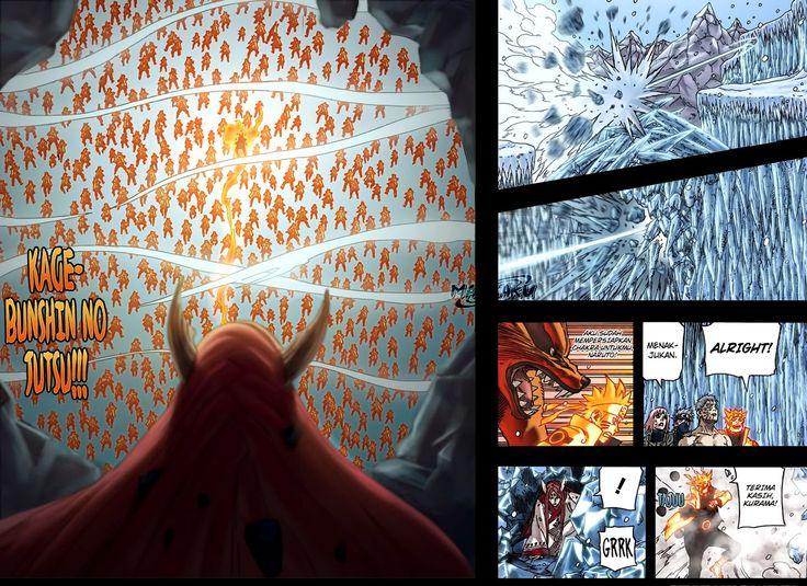 Komik Naruto – Chapter 684 : Harus Di Bunuh [Full Color]