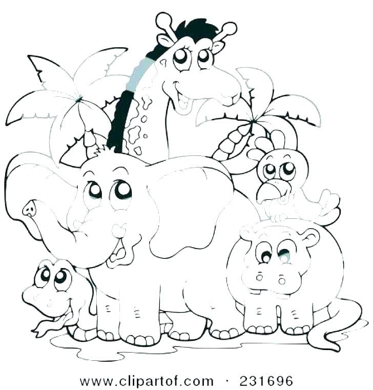 Free Printable Farm Animal Coloring Book Children Pages Of Animals Coloring Page Ideas Zoo Animal Coloring Pages Animal Coloring Pages Animal Coloring Books