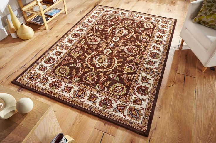 Timeless Traditional Designs with a Modern Touch to it. Orient Rugs for your modern & traditional rooms. #traditionalrugs #largerugs #largetraditionalrugs #woolrugs #runners #circlerugs