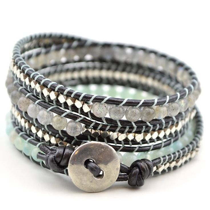 Free Wrap Bracelet Project | Tricks to Laddering- Reflections – Beadshop.com
