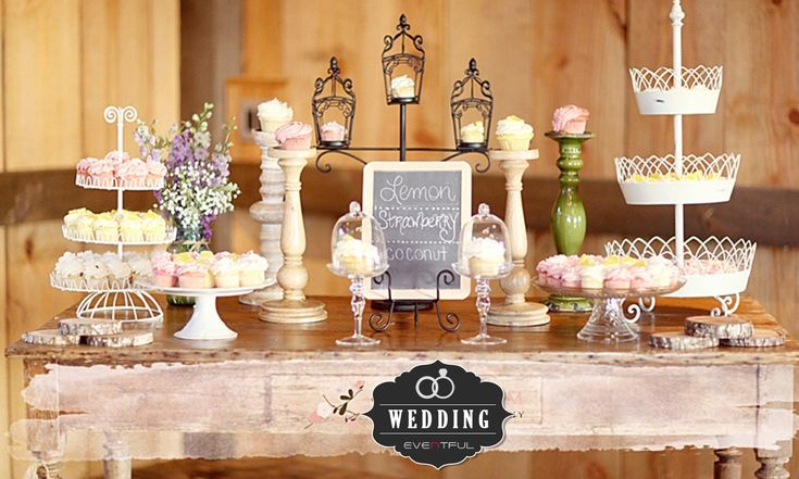 CONCEPT IDEAS: RUSTIC WEDDING