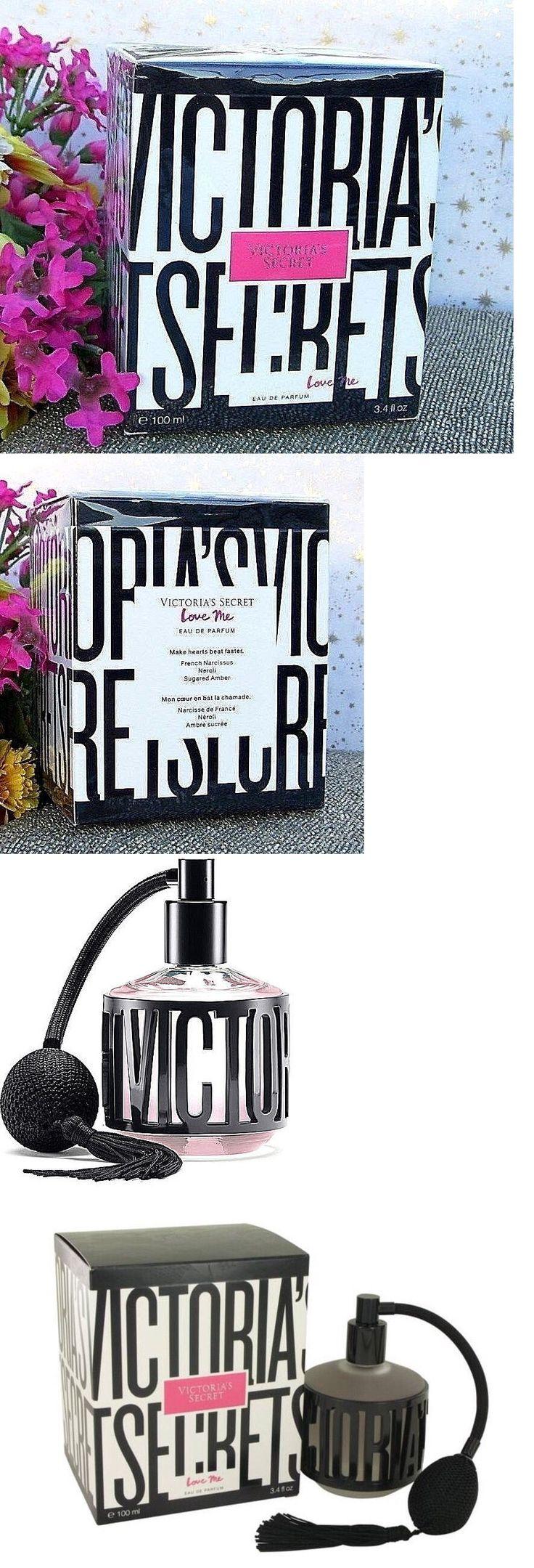 Womens Fragrances: Victorias Secret Love Me 3.4 Fl.Oz Eau De Parfum Spray Perfume Narcissus New -> BUY IT NOW ONLY: $42.9 on eBay!