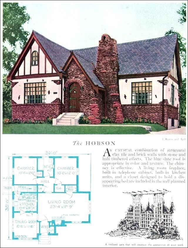 English Cottage Style Homes Cottage Style House Plans Old Cottage