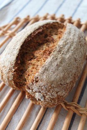 「ミッシュブロート(サワー種使用)」gurico | お菓子・パンのレシピや作り方【corecle*コレクル】