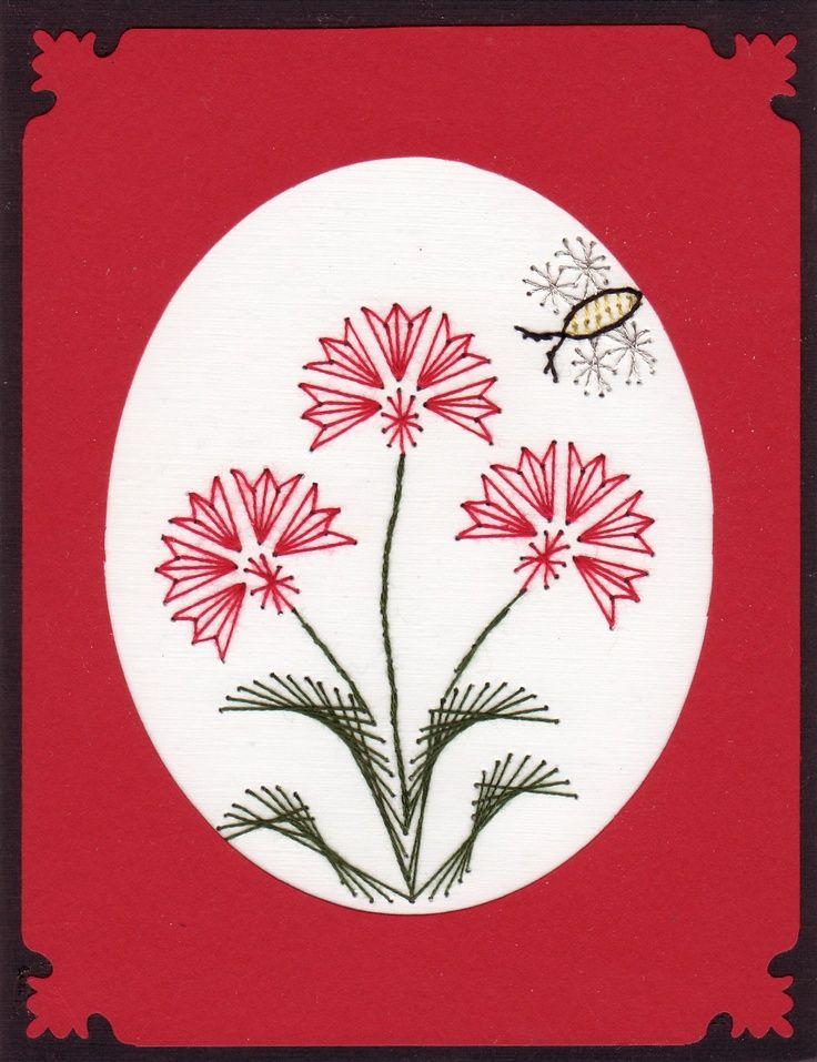 84 Best IDEAS PARA TARJETERIA BORDADA Images On Pinterest | Christmas Doodles Zentangle ...
