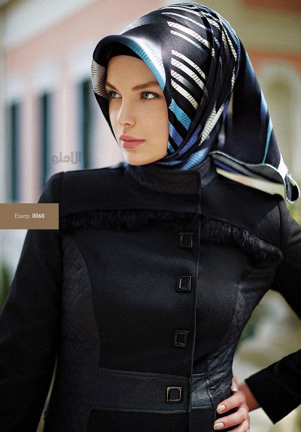 Model scarves / Spring 1393