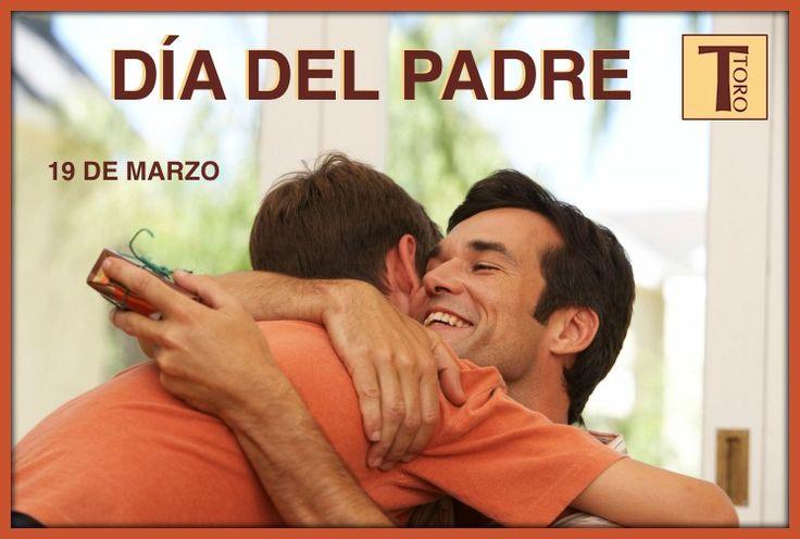 ¿QUIÉN MÁS QUE TU PADRE SE MERECE UN REGALO ESPECIAL? Este Día del Padre puedes hacer un regalo que le sorprenda y recuerde para siempre. ¡Ven a TORO!