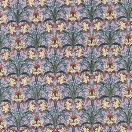 Robert Kaufman Fabrics: EY-4816-1 VINTAGE from Jardin Nouveau