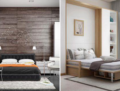 Уютные современные спальни: идеи для обустройства комнаты отдыха