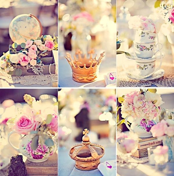 Casamento #14 – Chá Vintage + Alice no país das Maravilhas