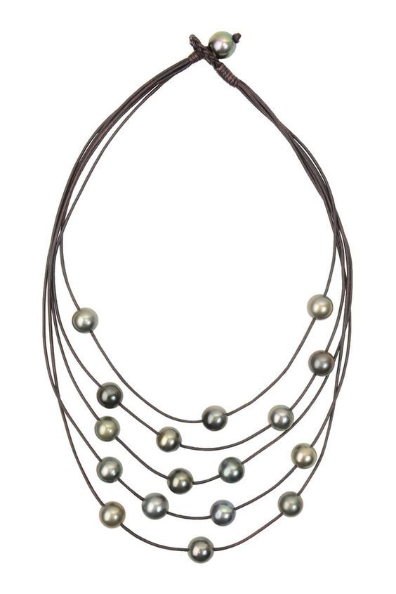 CONSTELLATION NECKLACE, Tahitian Pearls | Vincent Peach – VINCENT PEACH