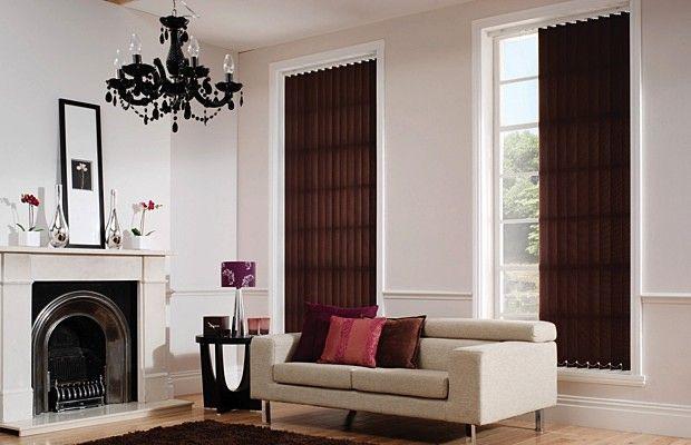 Вертикальные жалюзи для больших окон и дверей  #window #blinds #interior #балкон #шторы #жалюзи #вертикальныежалюзи #декорокна