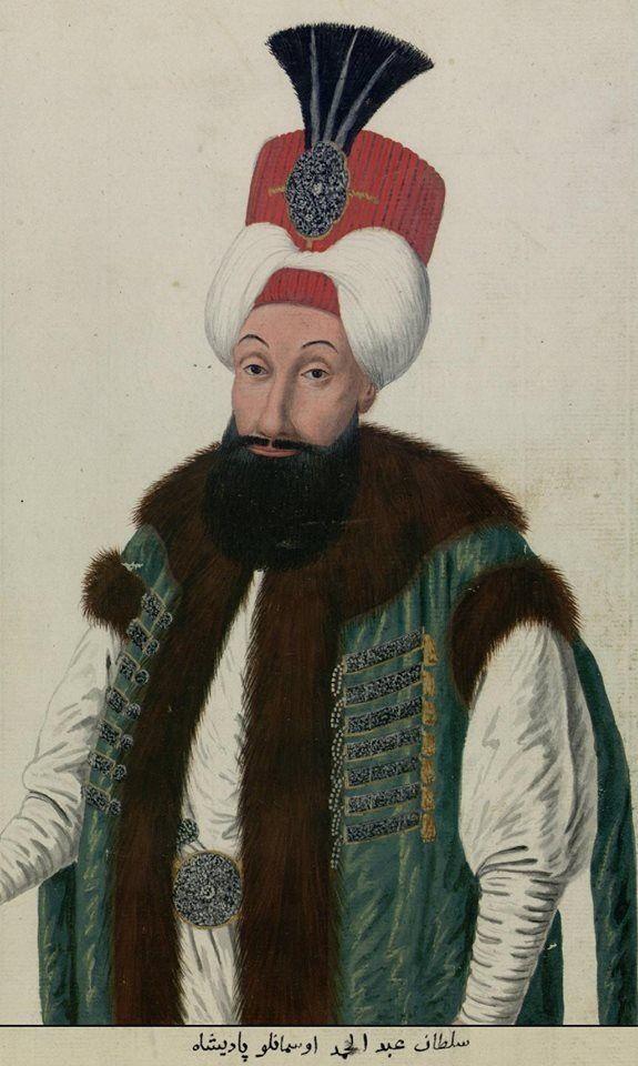 Osmanli sultani