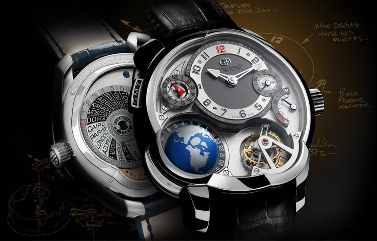 watches | Top 10 high-end watches for men 2013 – Elegance and Style