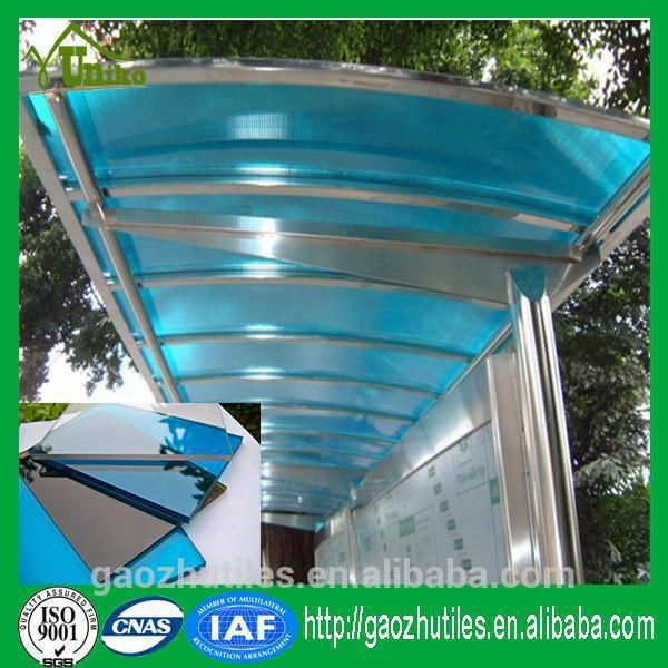 hot sale anti-scratchs transparent colored plastic sheet thin