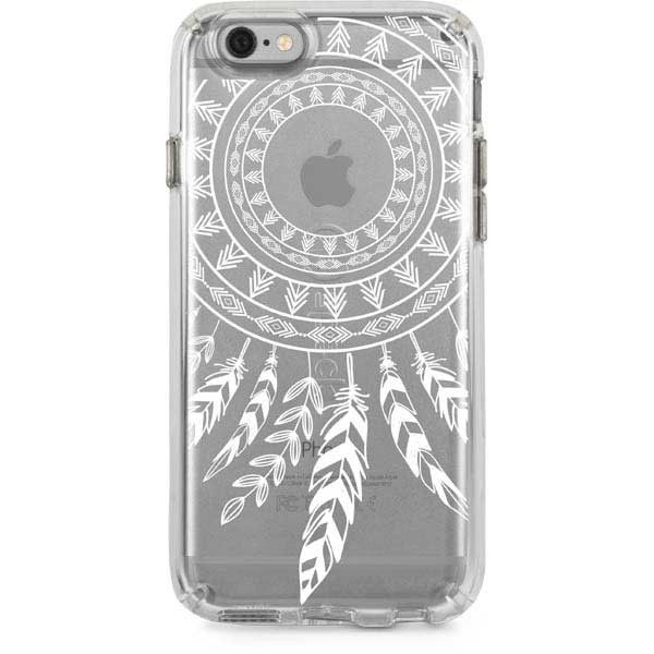 White Dreamcatcher In The Rye iPhone 6/6s Plus  Speck CandyShell Clear Case