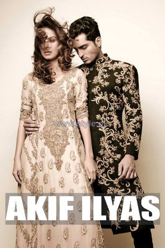 HSY Wedding Wear Dresses 2014 For Boys and Girls 2 wedding wear mens wear 2 for women local brands hsy designer
