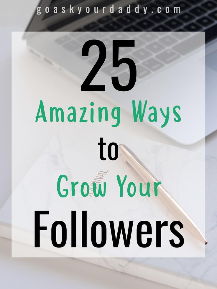 In today's post, I'm going to share some of my most successful tips on how I've been able to grow my followers. I hope some of these prove to be successful for you as well.