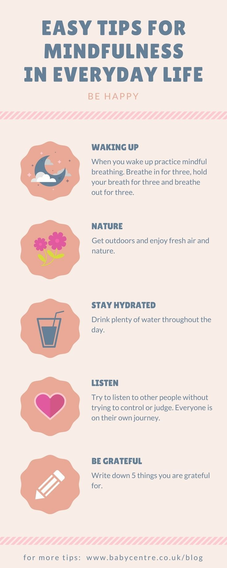 easy tips for mindfulness
