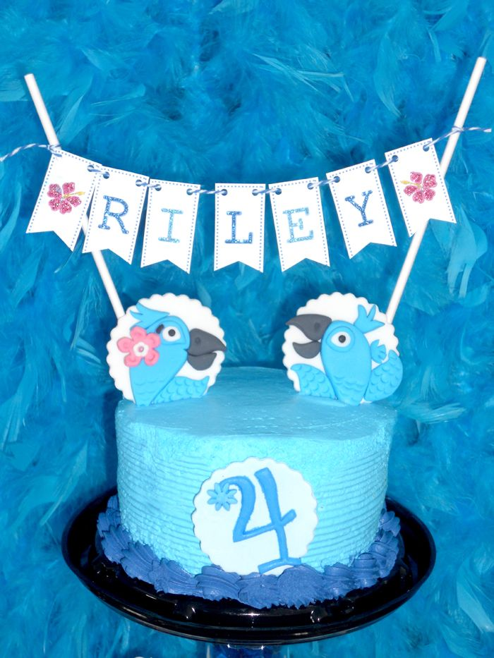 92 best Rio Party images on Pinterest Rio cake Birthday party