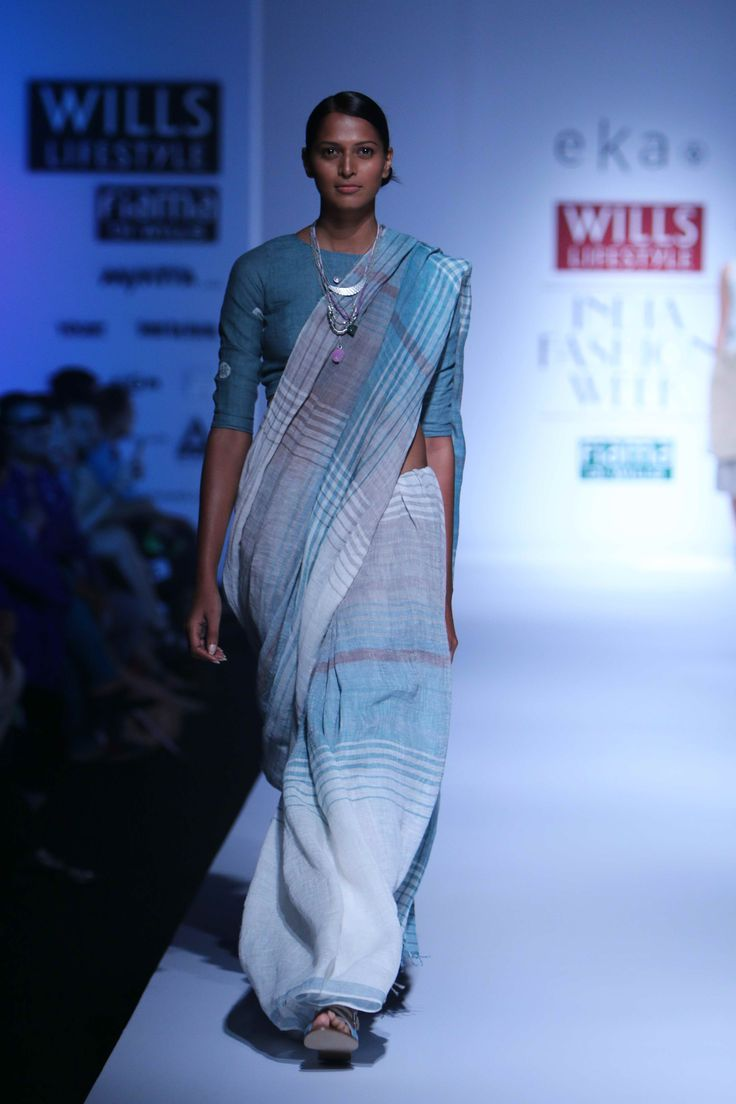 WIFW. Day 2. EKA, spring/summer collection 15.