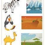anasınıfı hayvanların yaşadıkları yerlerle ilgili çalışma sayfaları (3)