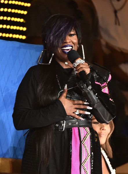 Honoree  Missy Elliott speaks during the VH1 Hip Hop Honors: All Hail The Queens at David Geffen Hall on July 11, 2016 in New York City.