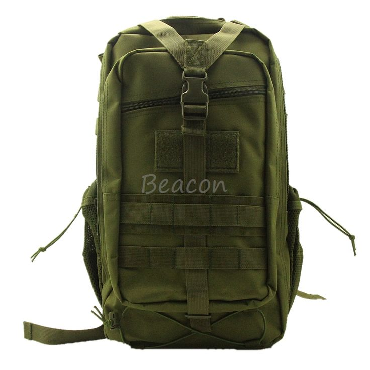 Outdoor Sport Military Tactical Backpack Molle Rucksacks Camping Hiking Trekking Bag Camouflage