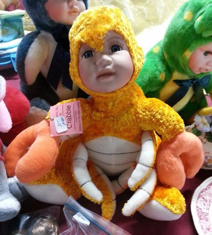 самые ужасные игрушки для детей фото #игрушки #ужасы #мистика #отвратительно #дети #длядетей #куклы #игры #развлечения #прикол #юмор