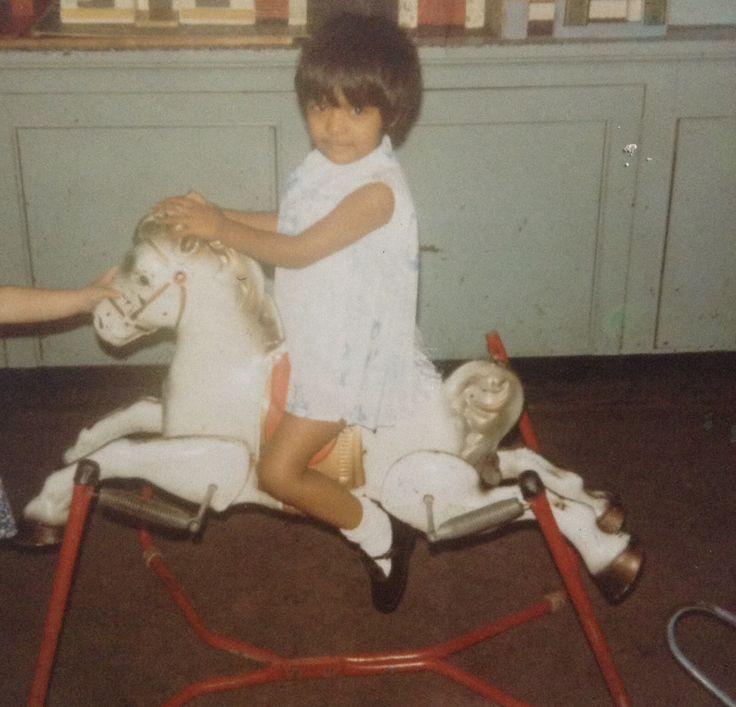 60s London rocking horse