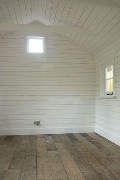 White Shiplap Interior Cabin Google Search Ship Lap