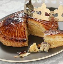 Παραδοσιακή πίτα για τον εορτασμό των Θεοφανείων. Πωλείται και καταναλώνετε σε όλη τη Γαλλία λίγες μέρες πριν και μετά τα Θεοφάνεια ή μέχρι το τέλος του καρναβαλιού. Δεν βάζουν πάντα φλουρί αλλά μικρά πορσελάνινα αντικείμενα όπως ένα κόκορα ή ένα κάστρο