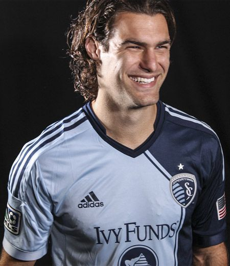 Sporting Kansas City unveils new primary jersey | Sporting Kansas City