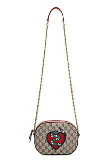 9c10b11883a807 Limited Edition GG Supreme Snake Mini Chain Bag | 2019 Fashion for ...