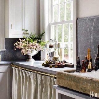 Things We Love:  Skirted Sinks
