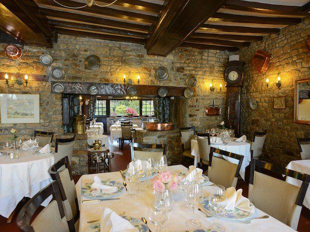 LA CROIX D'OR HOTEL RESTAURANT IN AVRANCHES