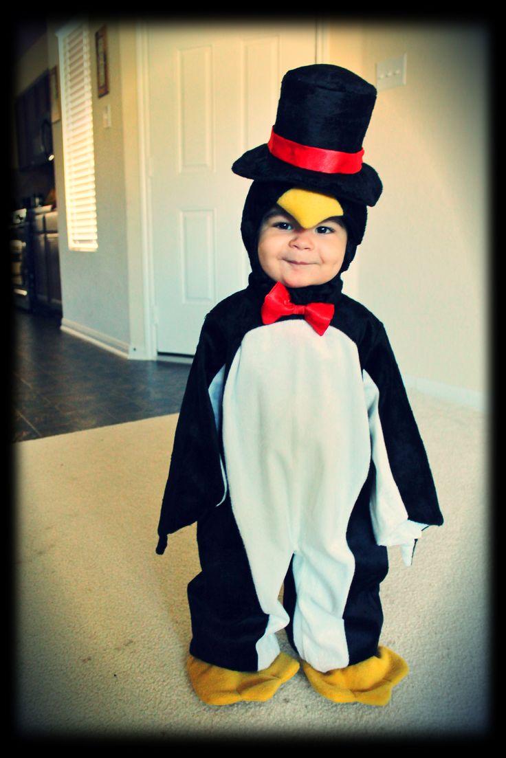 Penguin Costume :-)
