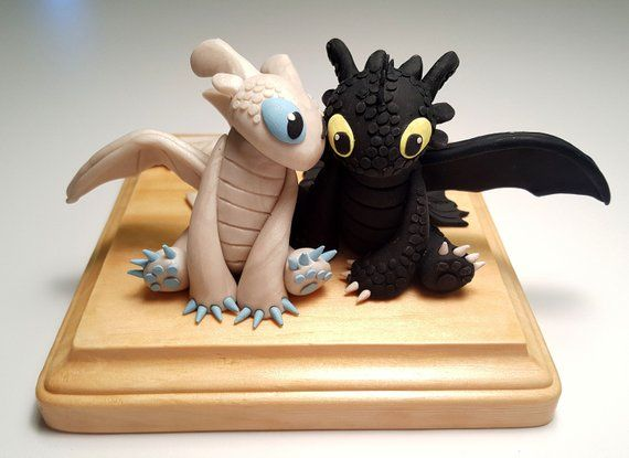 Toothless And His Girlfriend Quot The Light Fury Quot Cute
