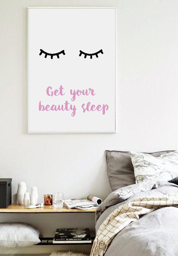 Bedroom Stencil Art