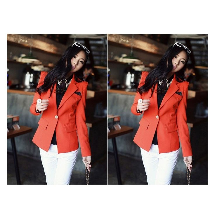 RECOMMENDED Colorful Blazer JK367-Red-green-yellow Model  0925 Condition  New   green yellow Brand - R.Jstory Fabric - twill Lining- None Belt- None L- Length- 67cm Shoulder- 38cm Sleeve Length- 62cm Cuff- 25cm Bust- 94cm Waist- 79cm Hem Width- 106cm 520gr