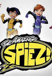The Amazing Spiez Season 1 Episode 3. Lee, Mark, Megan and Tony are secret agents for WOOHP (The World Organization of Human Protection) headed by Jerry Lewis and must juggle there daily lives.