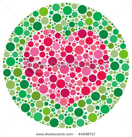 25 Best Ideas about Color Blindness Test on Pinterest  Scary