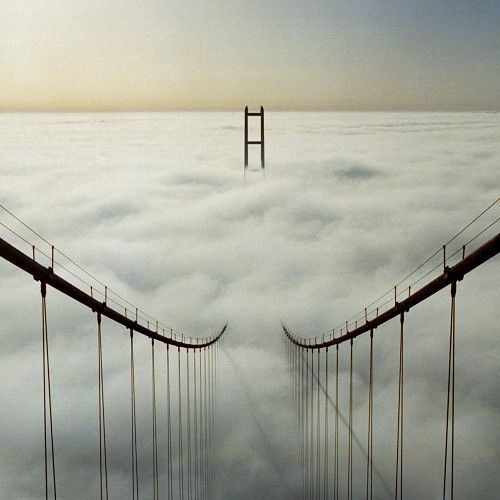The Humber Bridge, The Humber Bridge, near Kingston upon Hull, England, is a 2,220 m single-span suspension bridge...Scary !!