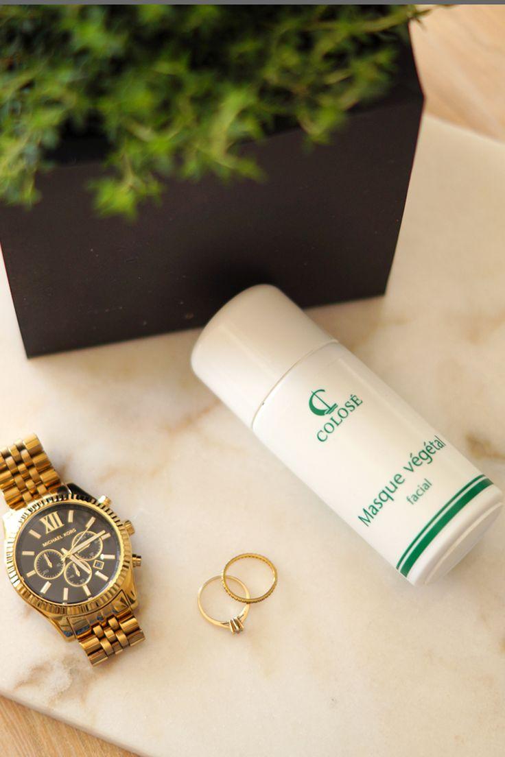 Colosé Urtemaske - Det bedst til uren hud, bumser og hudorme!