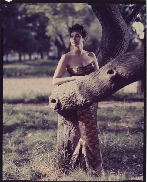 Isabel Sarli, 1960. Palermo. Life Magazine.