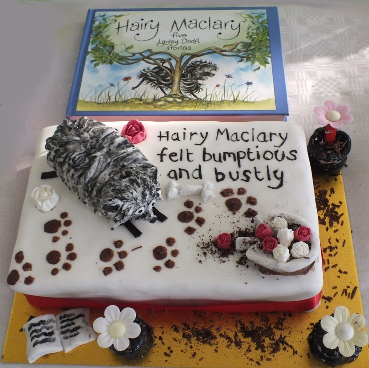 Hairy Maclary's one of our favourites at Better Beginnings